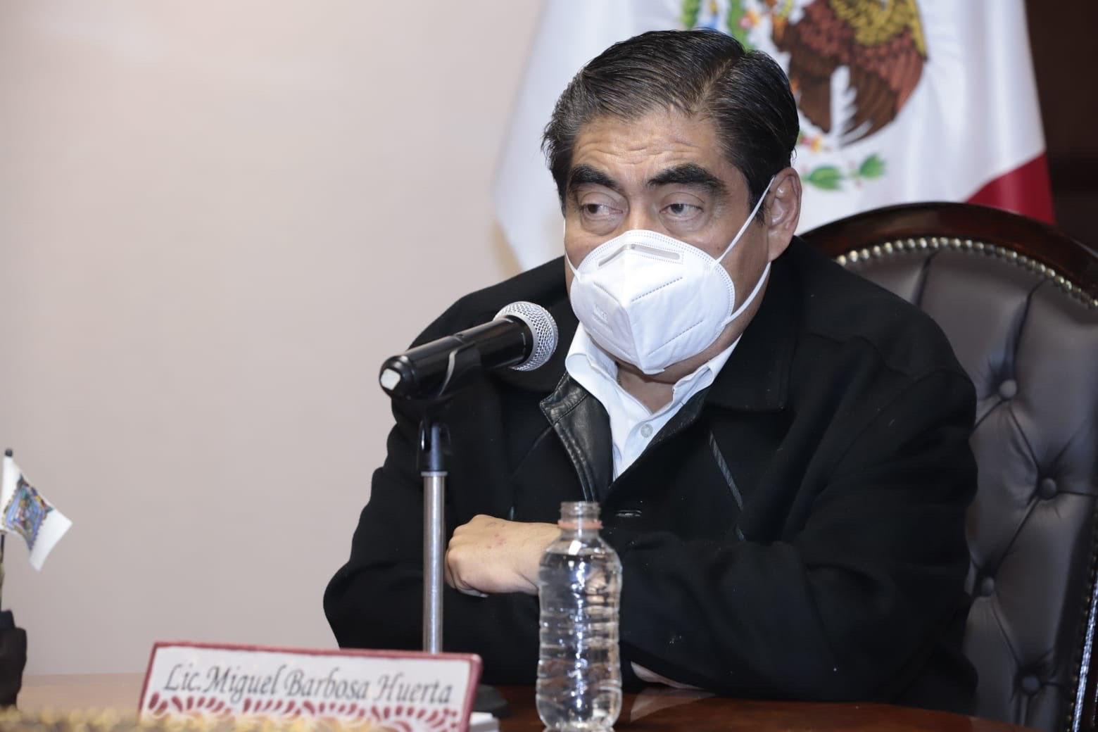 En Puebla se aplica la ley, responde Barbosa al patronato de la Fundación Mary Street Jenkins