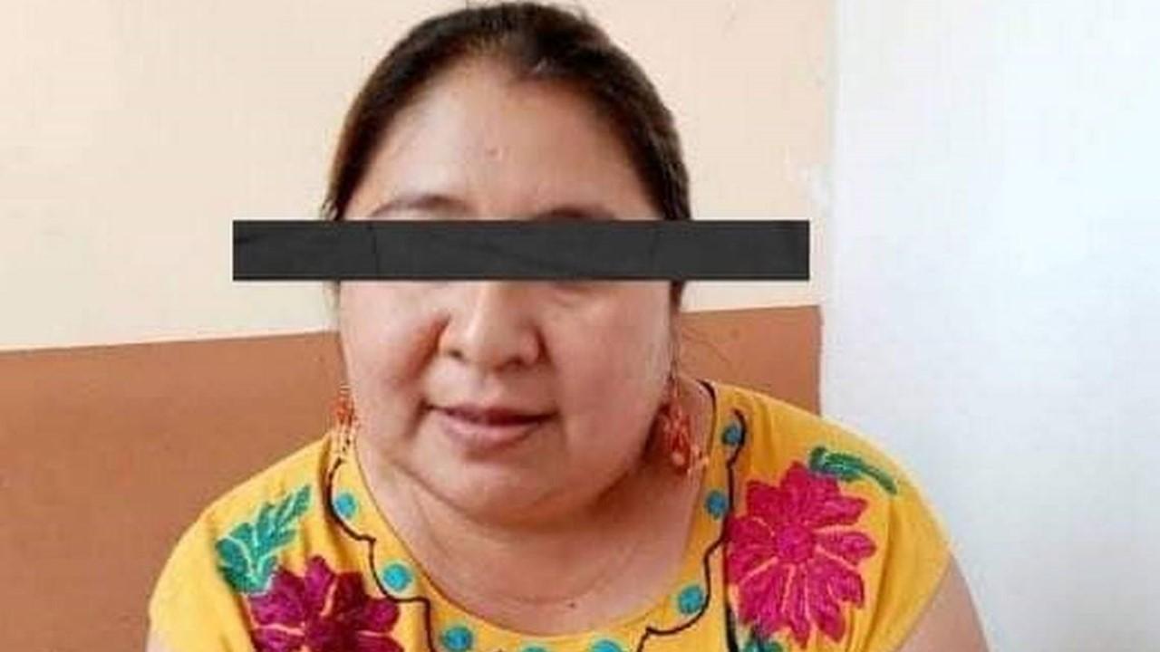 Regidora de Coxcatlán vinculada a proceso por actuaciones fuera de la ley