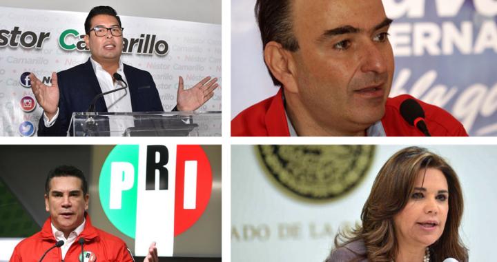 El PRI de Alito, Néstor, Chidiac, Blanca: ¿llegó para quedarse?