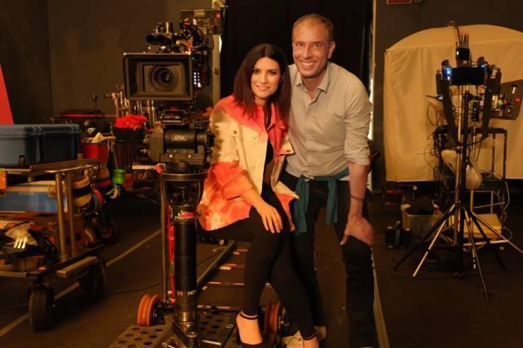 Laura Pausini protagonizará película cuya idea original es de ella misma