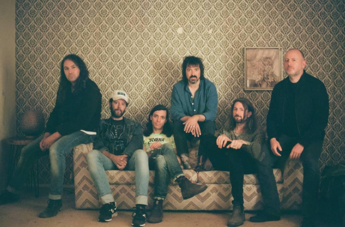 """""""I Don't Live Here Any More"""": el nuevo disco de The War On Drugs saldrá a la venta el 29 de octubre"""