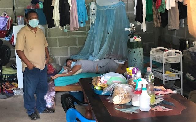 Por 15 meses no hubo contagios por Covid-19 en Tequisistlán, Oaxaca; ahora hay mil 600 casos
