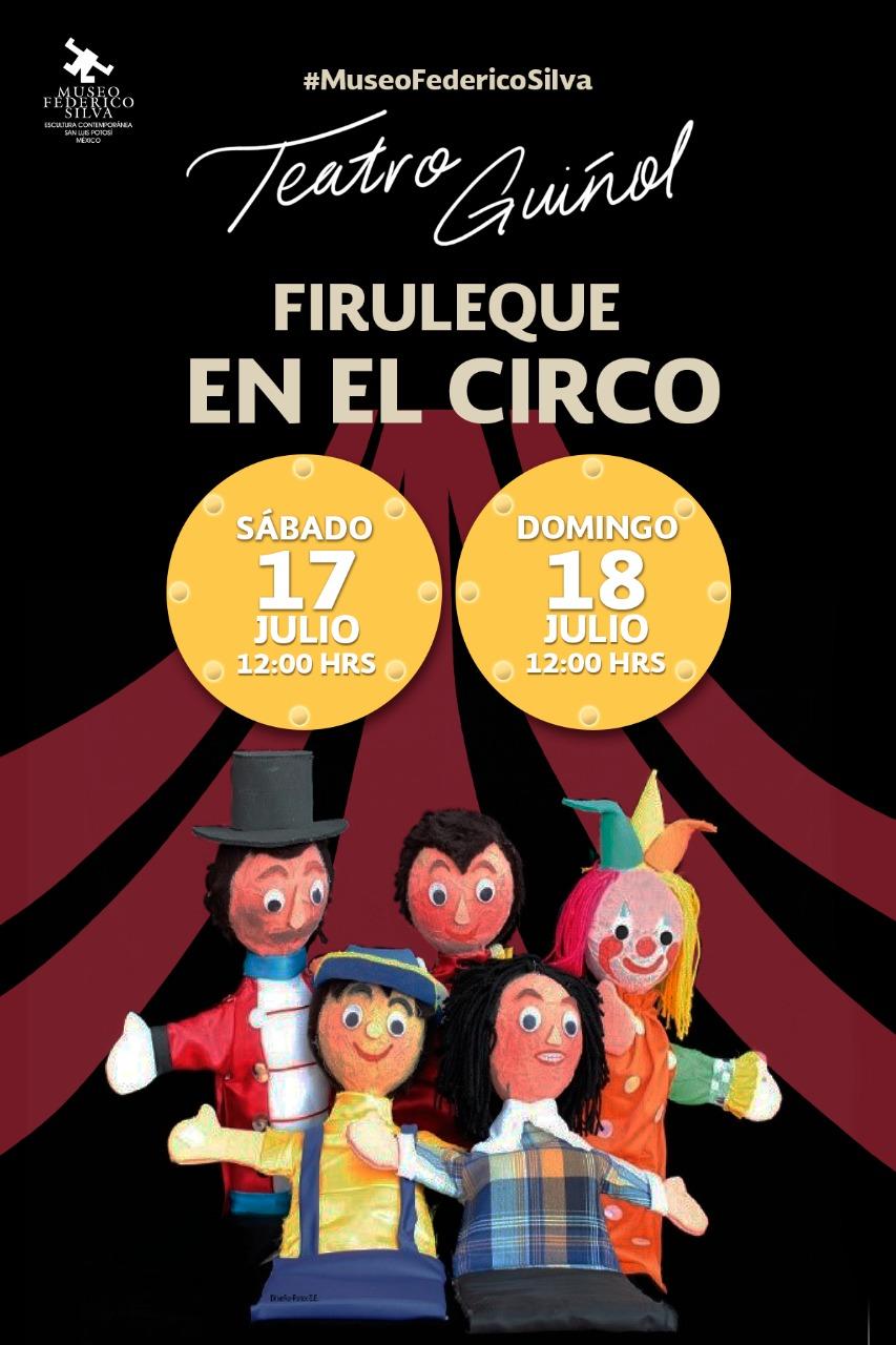 Teatro guiñol en el Museo Federico Silva Escultura Contemporánea