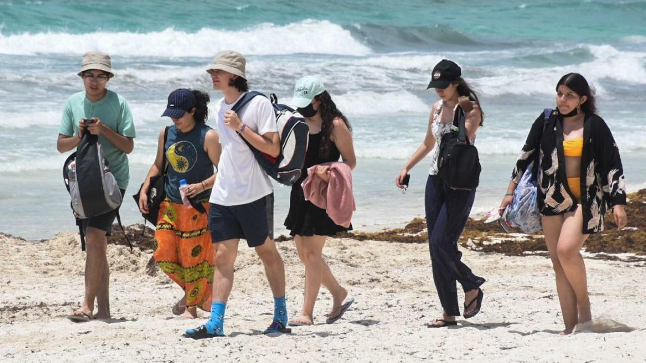 Durante agosto de 2021 ingresaron al país 4,622,311 visitantes, de los cuales 2,772,425 fueron turistas internacionales