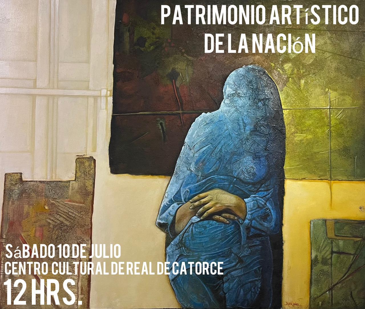 Patrimonio Artístico de la Nación en Real de Catorce