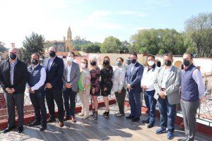Ordenamiento territorial debe analizarse en San Pedro Cholula: Paola Angón