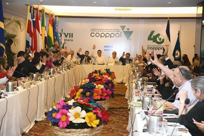 La COPPPAL respalda proceso de diálogo entre gobierno y oposición en Venezuela