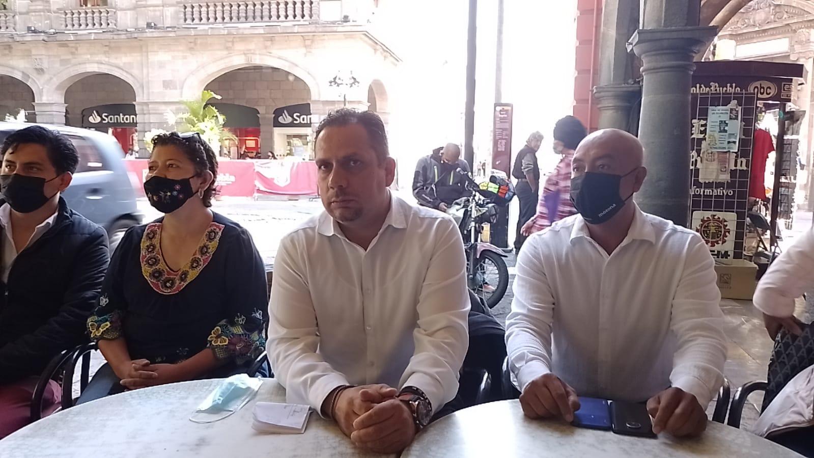 Pide Alejandro Carvajal un proceso justo para el activista Eloy Méndez Becerra