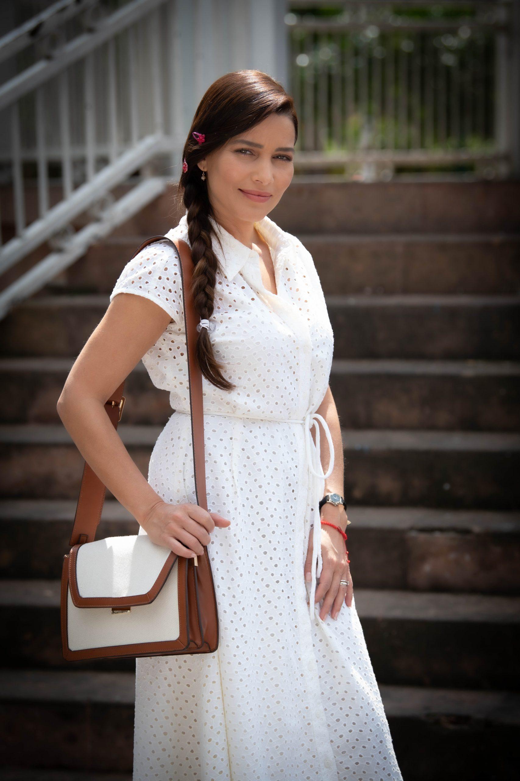 Adriana Fonseca regresa a Televisa en la nueva telenovela de Nicandro Díaz