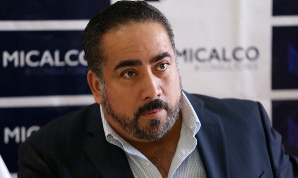 Rafael Micalco rechazó que Marko Cortés imponga a una mujer como dirigente del PAN en Puebla