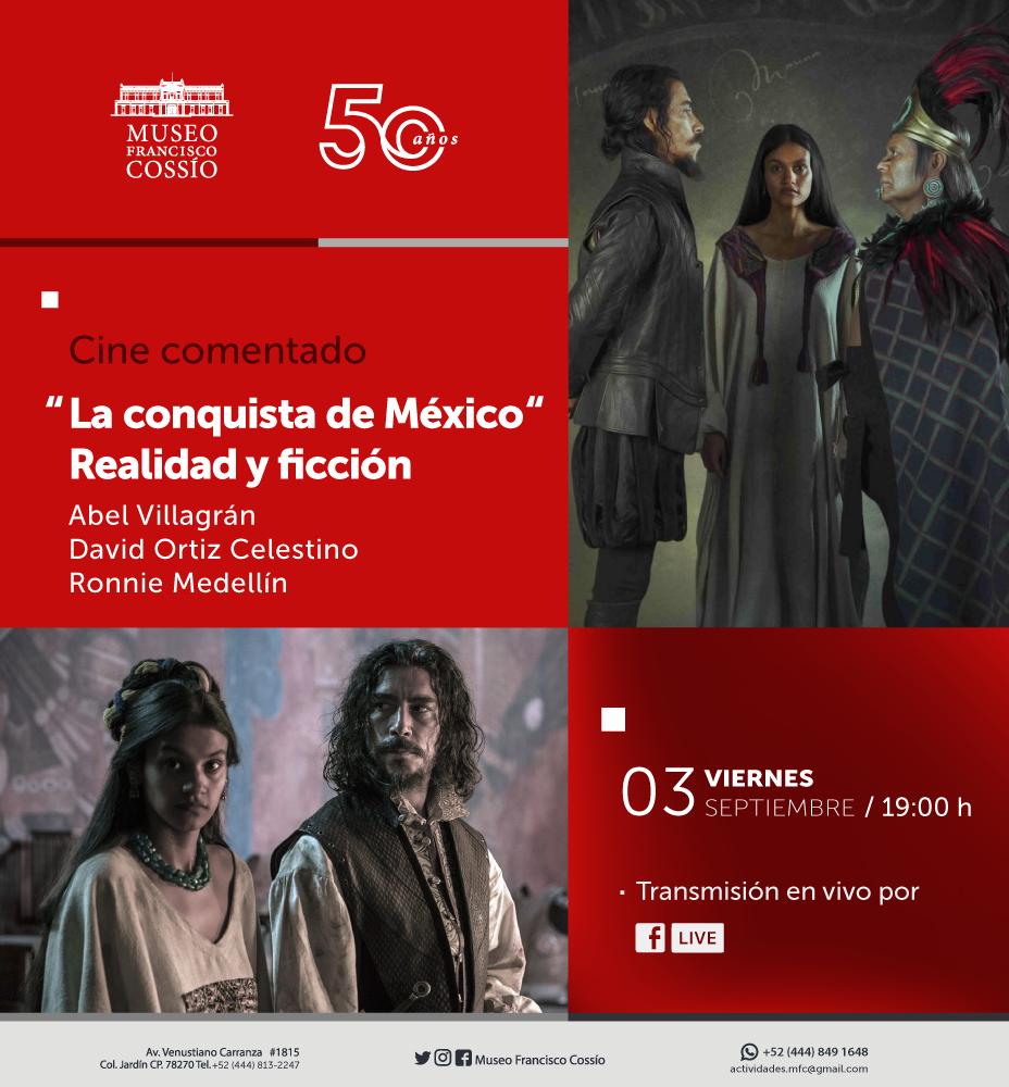 Actividades virtuales en el Museo Francisco Cossío durante septiembre