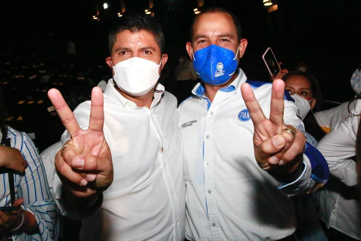 Se agarran a tuitazos seguidores de Genoveva Huerta y Eduardo Rivera por la próxima dirigencia estatal del partido