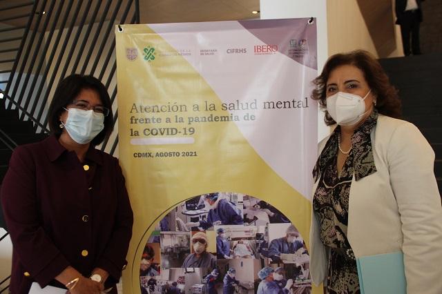 IBERO, SEDESA y SNTSS lanzan curso 'Atención a salud mental frente a pandemia de la COVID-19'