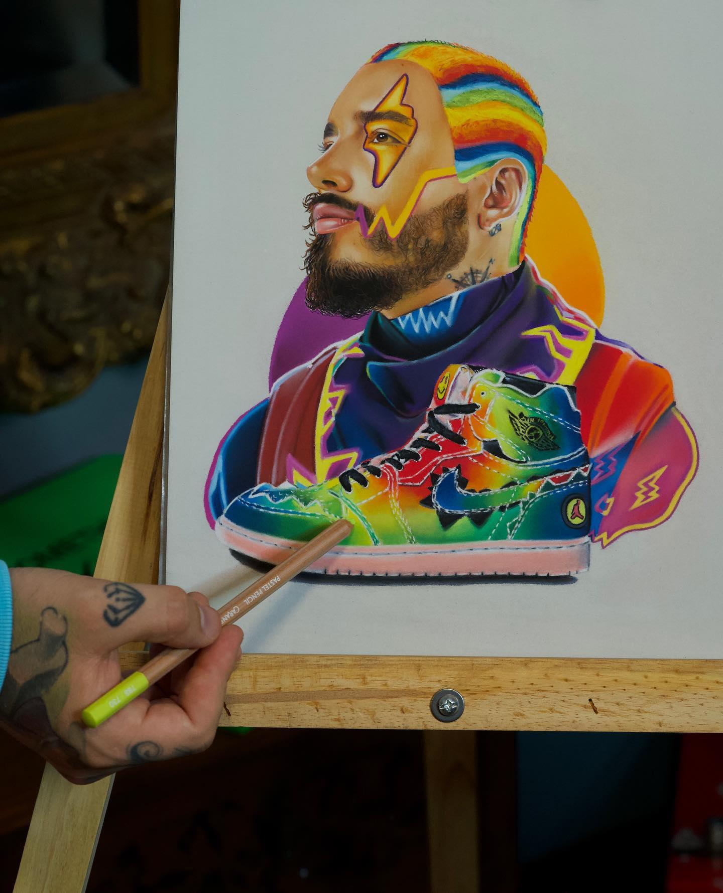Entrevista a Alex Bruz, uno de los mejores tatuadores a nivel mundial