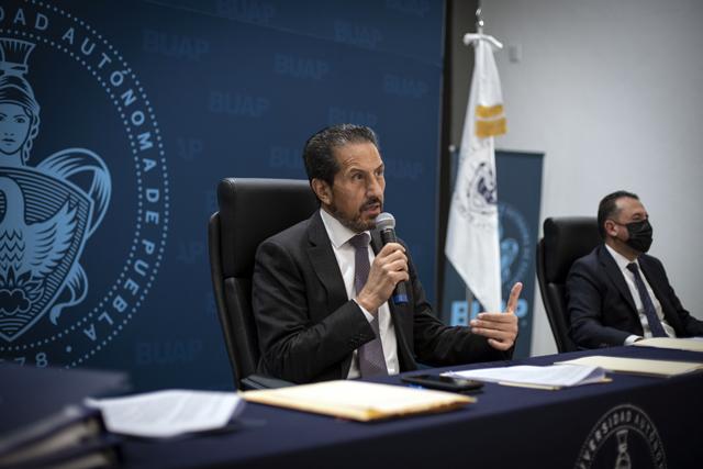 Consejo Universitario aprueba convocatoria para elección rectoral de la BUAP