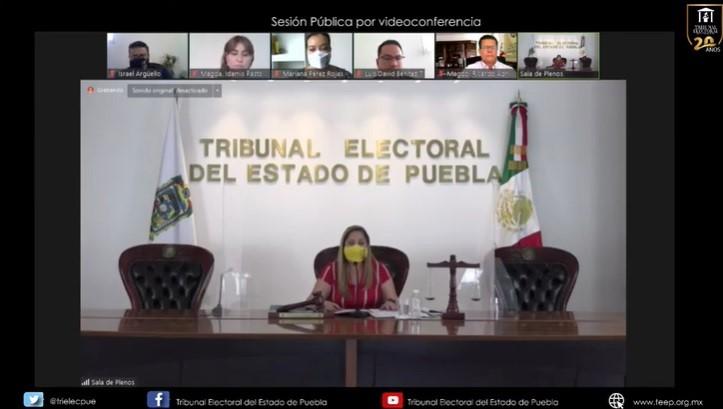 Tribunal Electoral ordena al IEEP investigar por qué los medios informativos de Zacatlán privilegiaron a José Luis Márquez Martínez en la pasada elección por la alcaldía