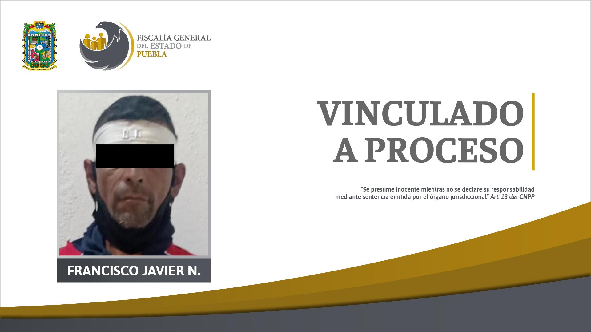 Prisión contra presunto responsable por violación de un niño