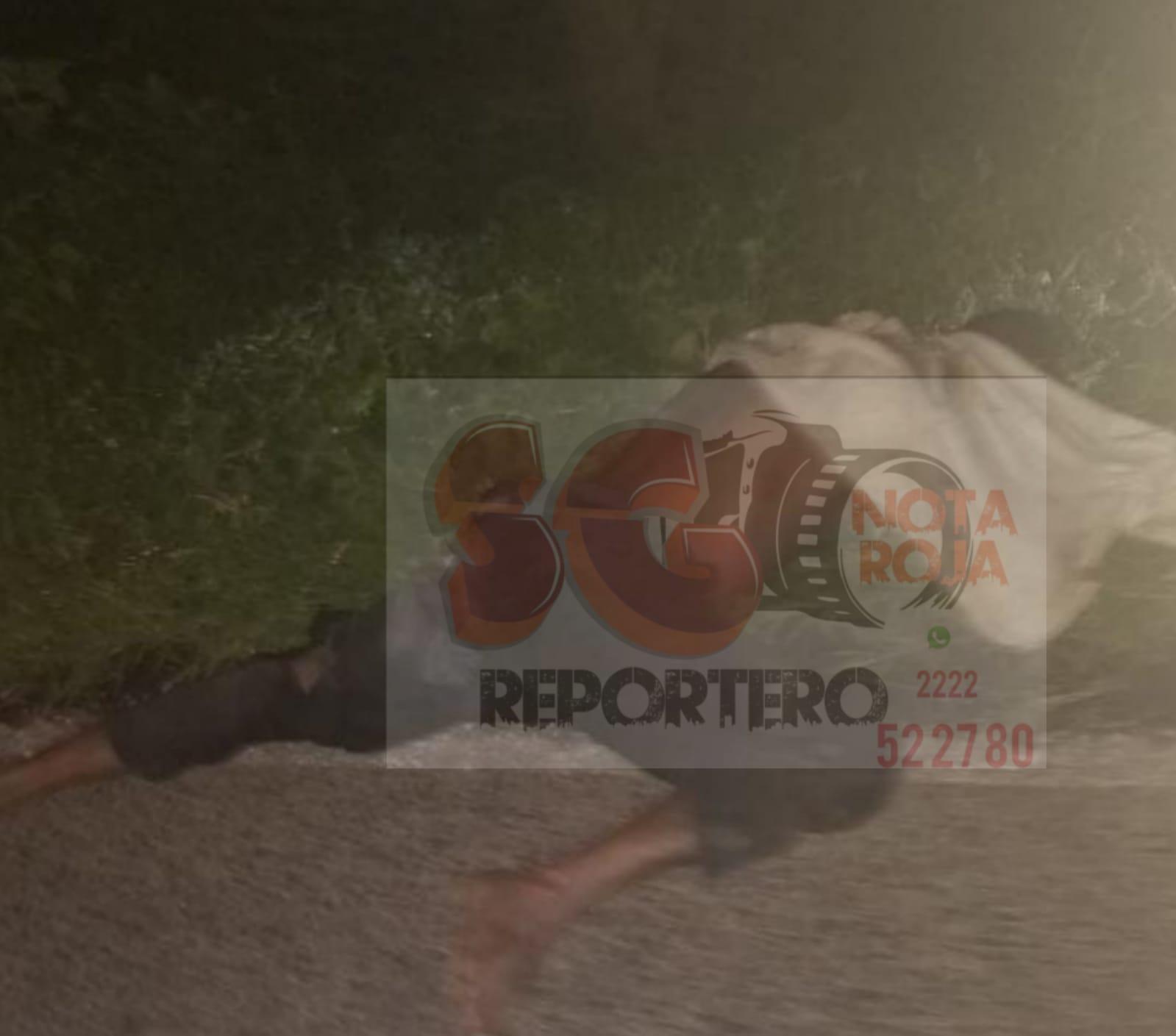 Hombre murió atropellado en Tochimilco