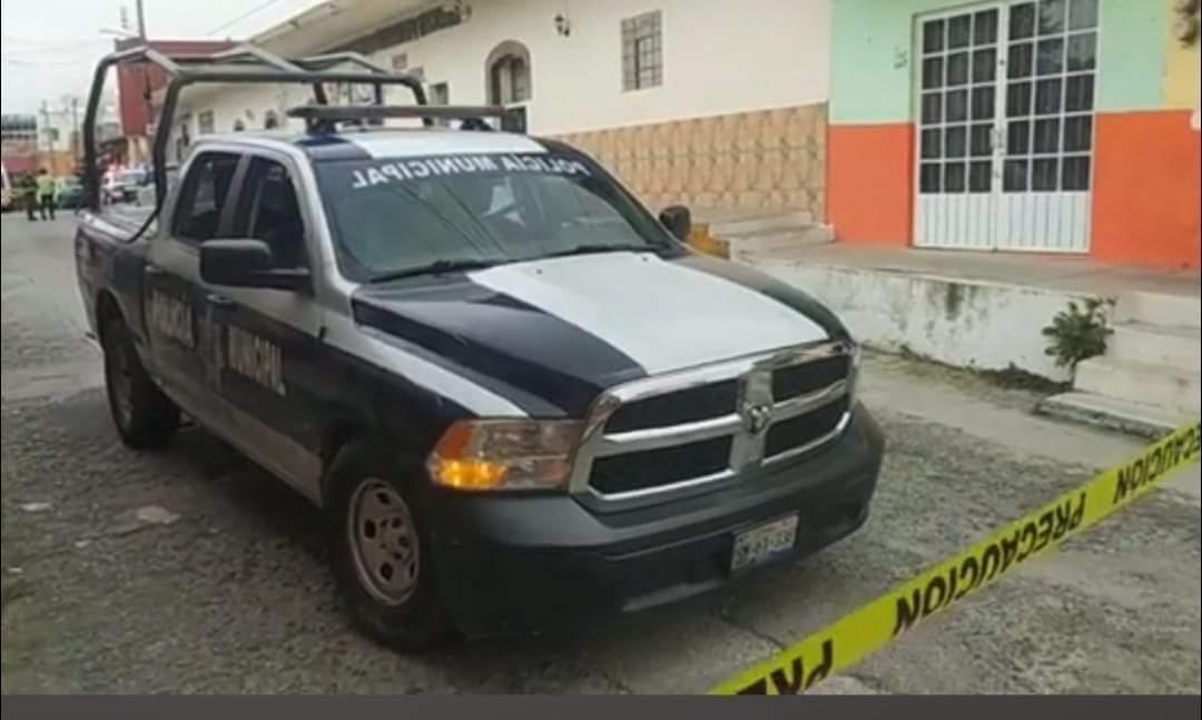 En Xicotepec muere hombre afuera de una farmacia