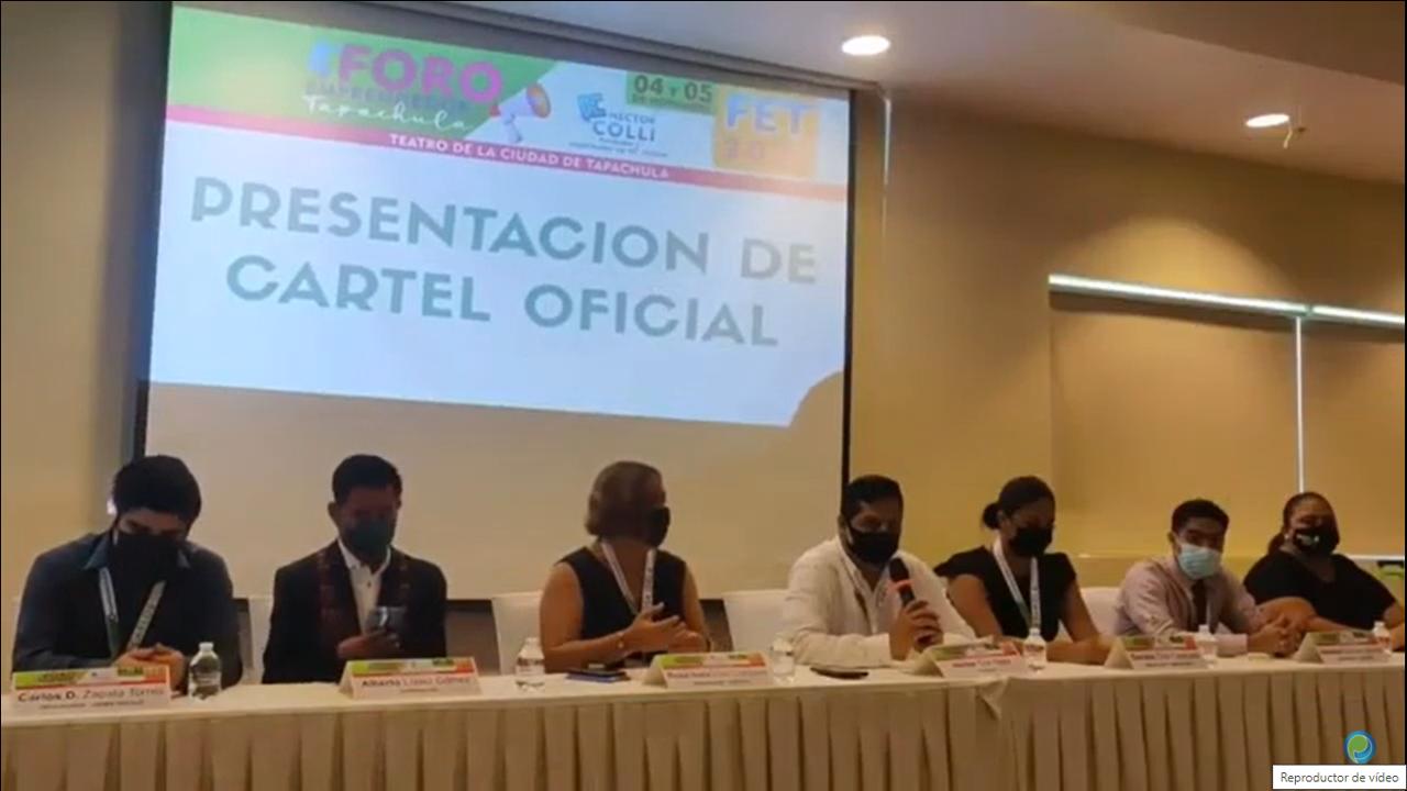 Todo listo para el 4º foro Emprendedores Tapachula