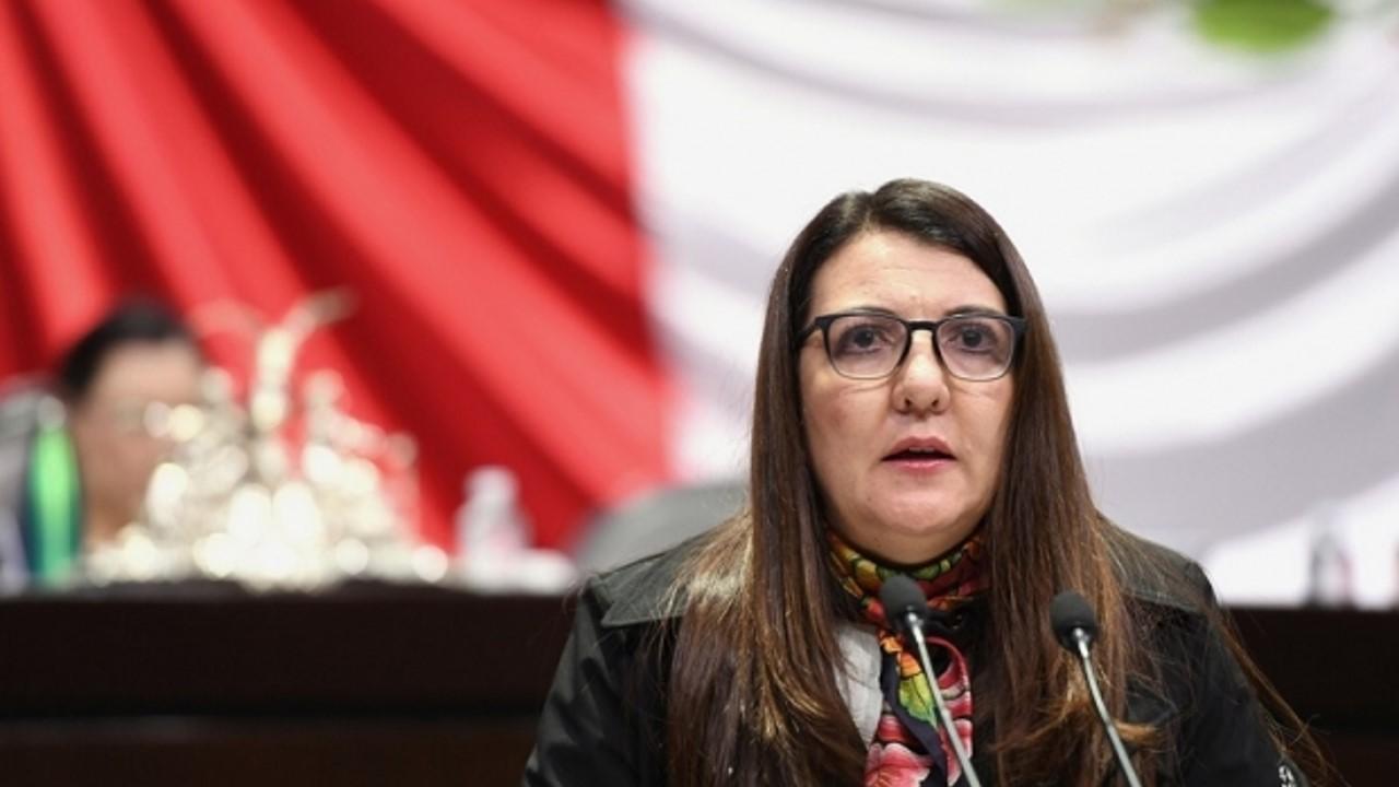 Diputada federal Verónica Sobrado aplaude decisión de Marko Cortés a favor de que una mujer sea la próxima dirigente estatal del PAN