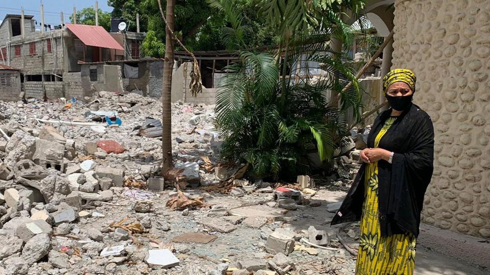La ONU elogia la capacidad de resistencia de los haitianos tras el terremoto y destaca el gran trabajo en las tareas de socorro