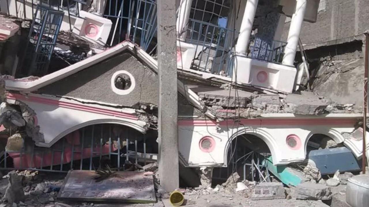 Haití: El terremoto deja un creciente número de muertos, heridos y grandes daños