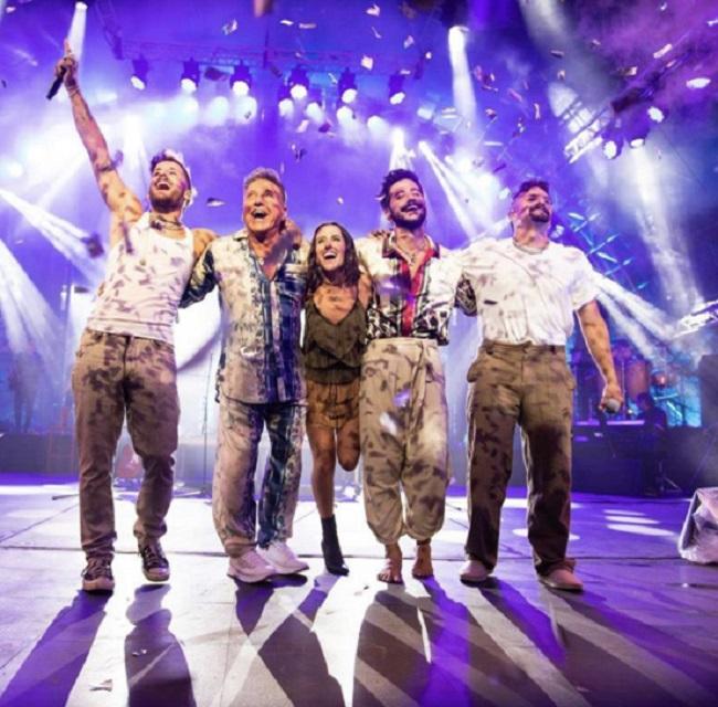 """""""Los Montaner Live"""": un concierto sin precedentes en la nueva forma de realizar espectáculos on line"""