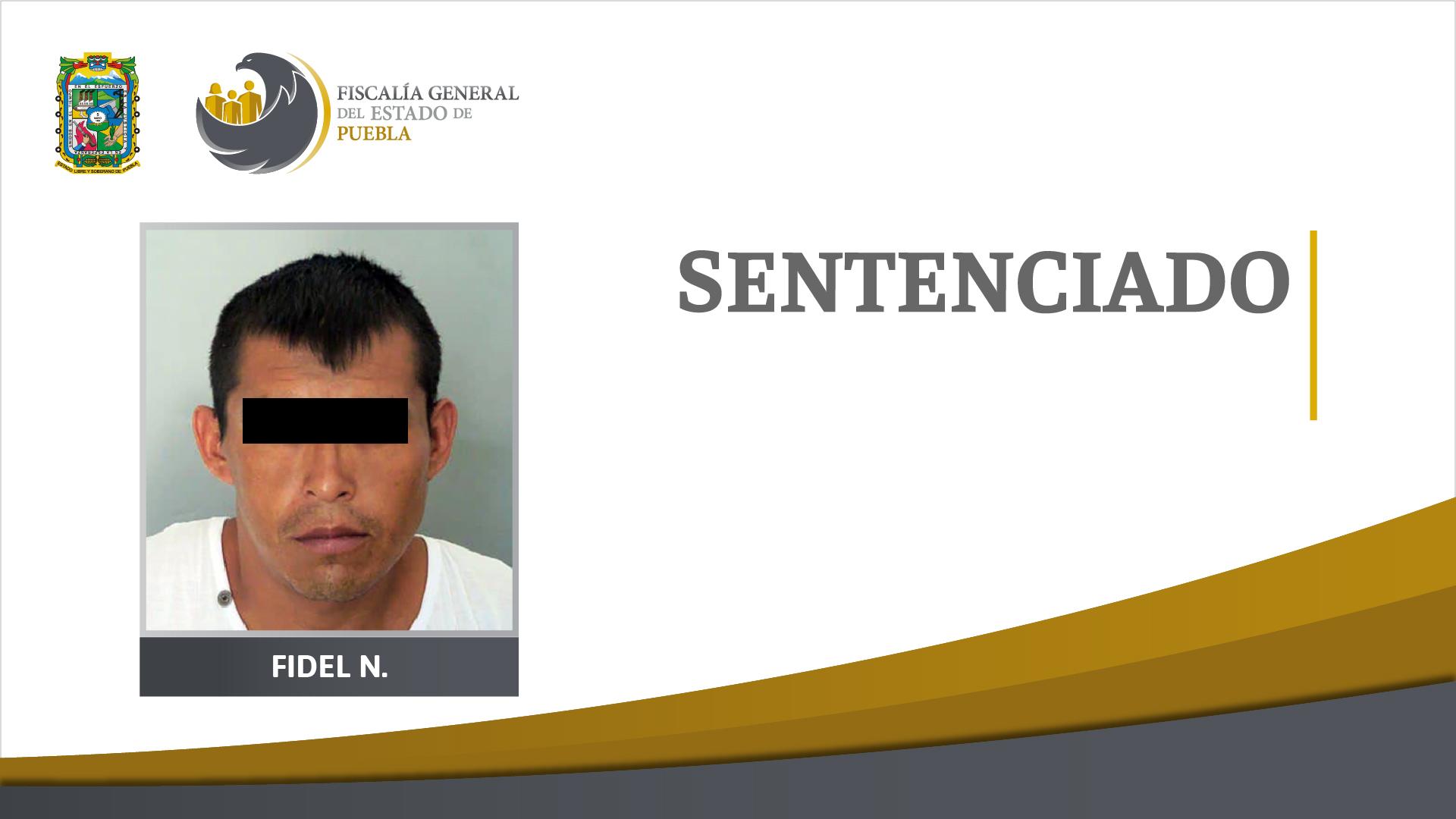 Más de 6 años de prisión por robo de vehículo en Tehuacán