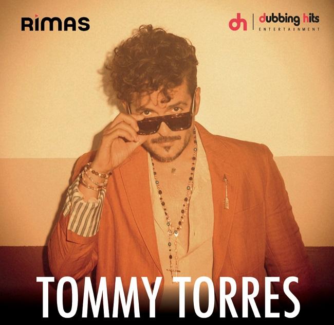 """Con """"Marea"""" Tommy Torres alcanza por primera vez el número 1 de la radio en el chart General en México"""