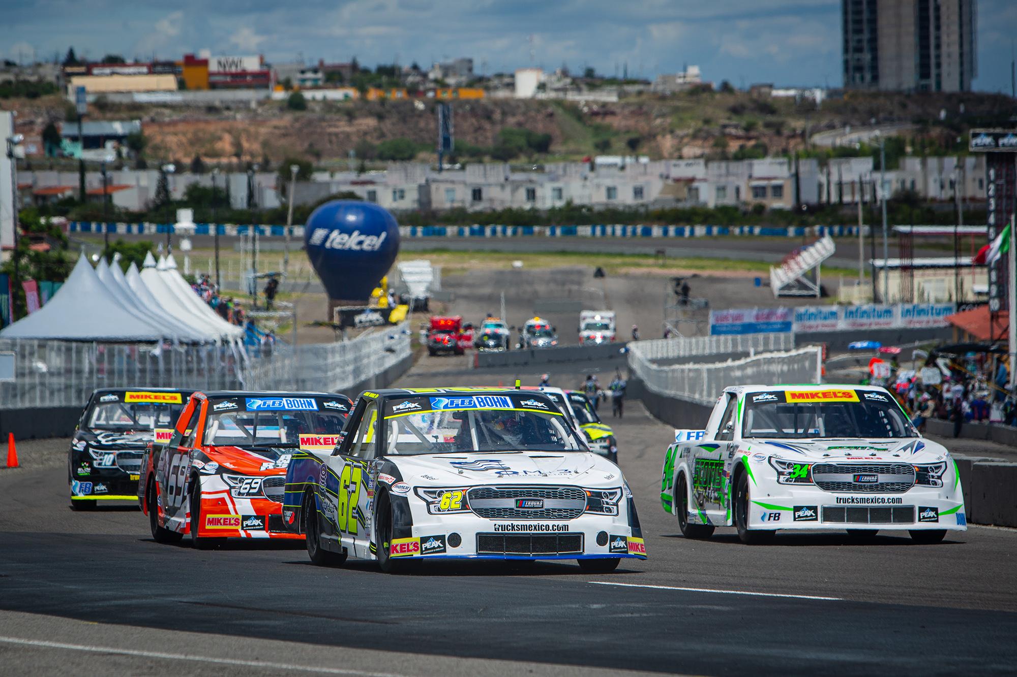 Con nuevo líder y por 2a ocasión en el año, llega la FB y  Bohn Mikel's Trucks a Querétaro