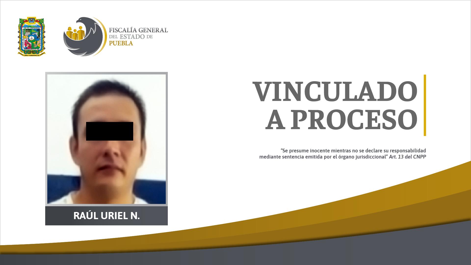 Prisión preventiva por violación de una joven en la capital poblana