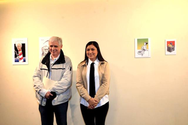 Ayuntamiento de Puebla rinde homenaje póstumo al caricaturista Antonio Helguera