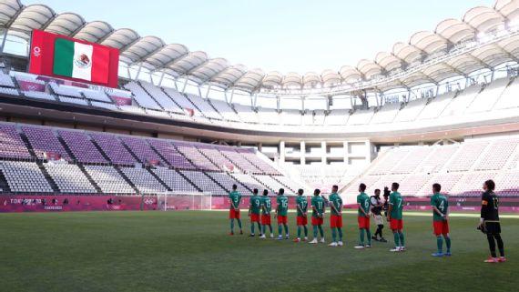 ¡Oficial! Se cambió el horario del juego de México ante Japón