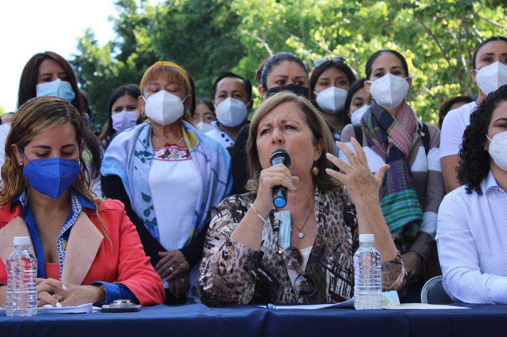 Mujeres panistas piden que elección del Comité Estatal sea mixta