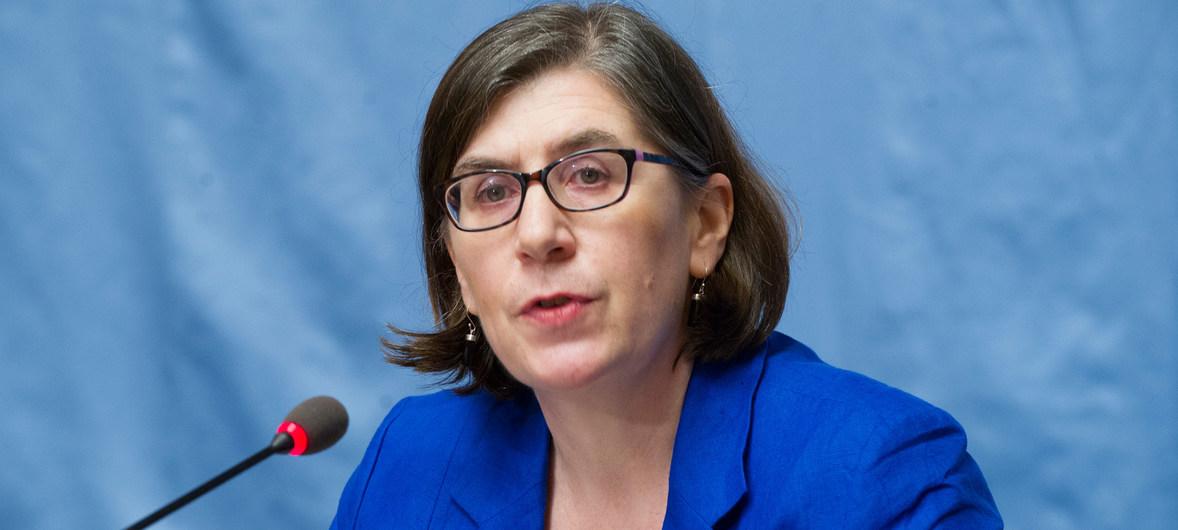 Portavoz de la ONU, Liz Throssell, denuncia violaciones a los derechos humanos en la crisis postelectoral de Bolivia en 2019