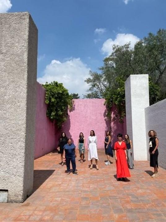 Architectural Digest presenta MUJERES CREATIVAS, la iniciativa que resalta y celebra a las mujeres que destacan por su creatividad y ponen el nombre de México en alto