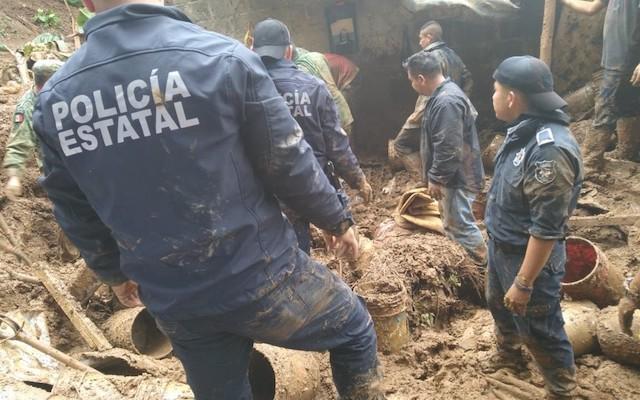 Ocho personas murieron por paso de Grace en Veracruz: Gobernador