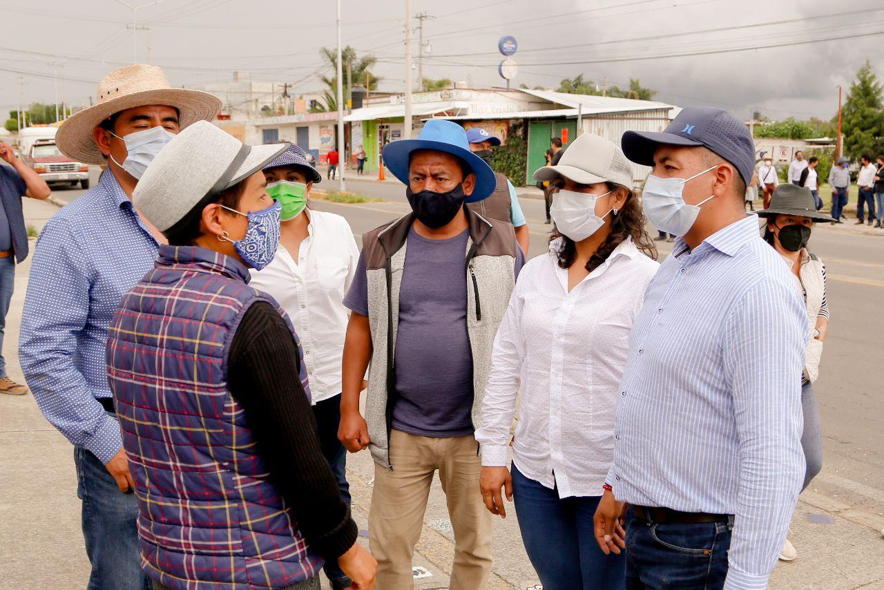 Recorre Mundo Tlatehui calles de Tonantzintla