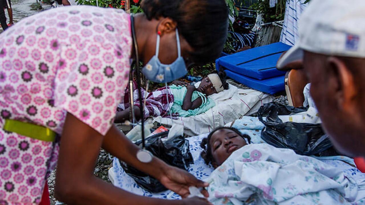 Haití: Continúa la ayuda a los damnificados por el terremoto, pero se requieren fondos