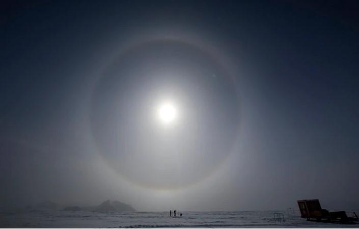 Alerta en la Antártida: el agujero en la capa de ozono está más grande que de costumbre
