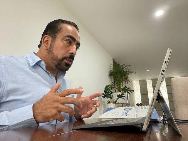 Rafael Micalco advierte que se puede invalidar todo lo que haga la dirigencia estatal