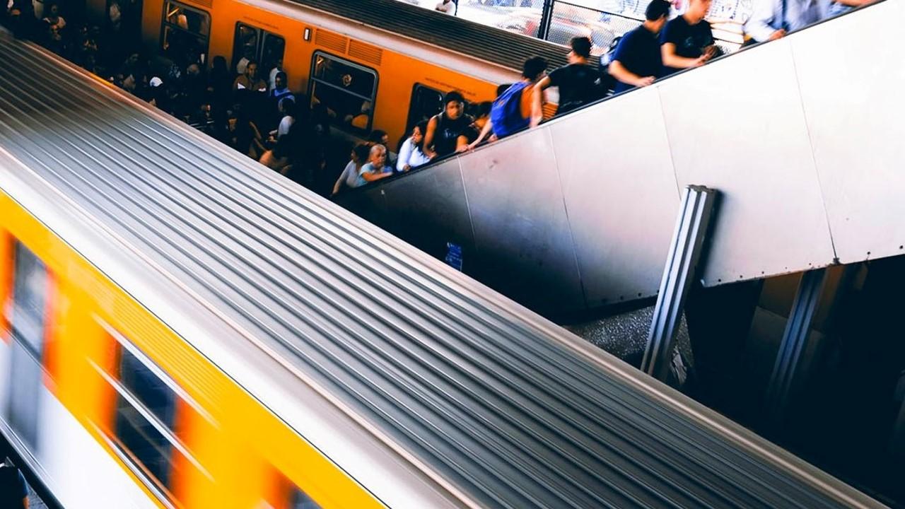 En la Ciudad de México el sistema de transporte público prestó servicio a 107.8 millones de personas durante julio de 2021