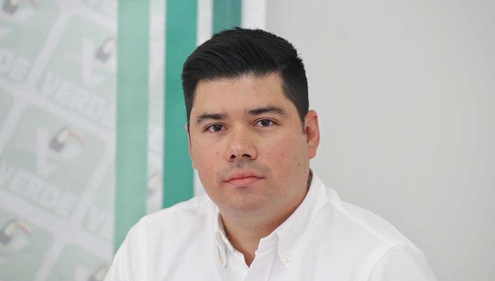 Buscará Jaime Natale la reelección como dirigente del PVEM