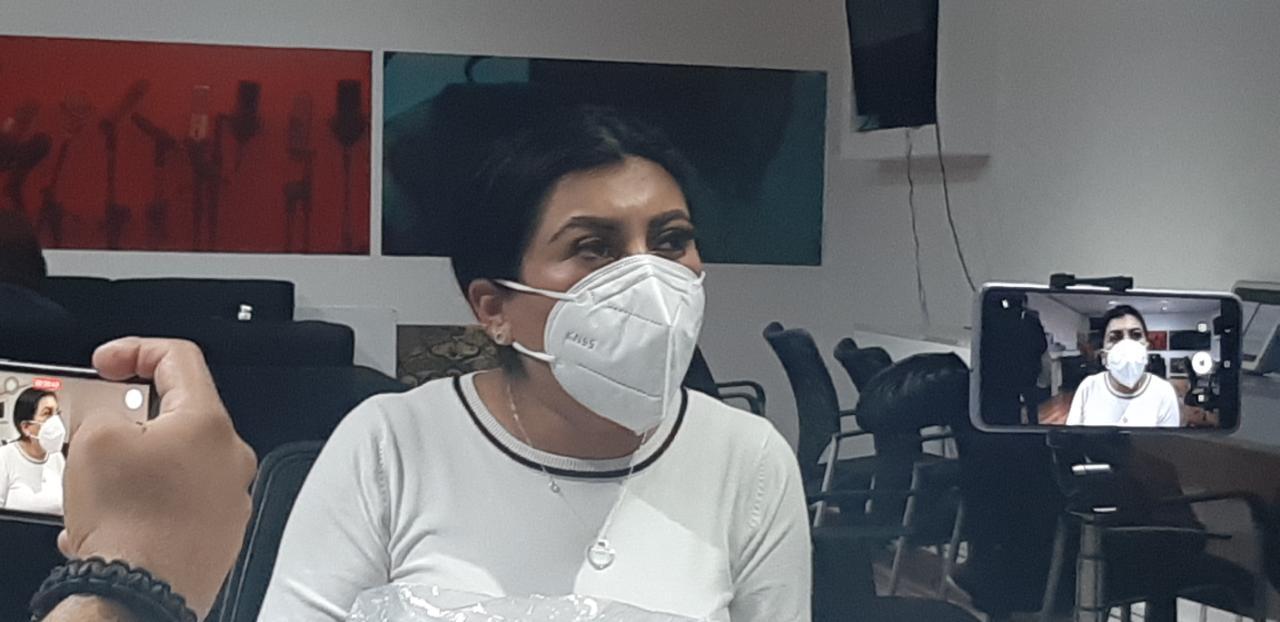 """""""Trabaja congreso en la integración de Comisiones"""": Nora Escamilla"""