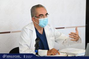 Puebla recibirá de la federación 400 mil vacunas para 18 y más de la capital: Martínez García