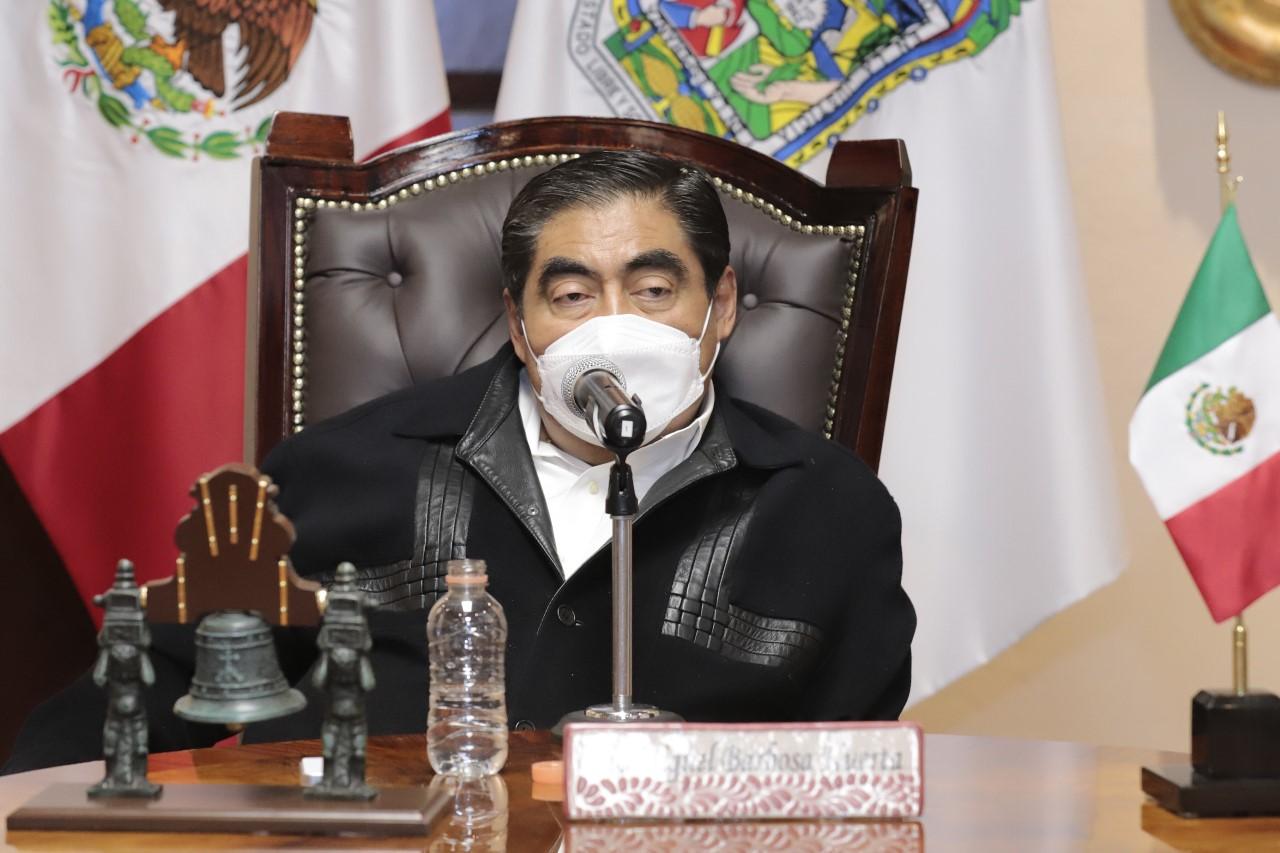 Más de 200 mdp destinados por el gobierno de Puebla a damnificados por Grace, detalló Miguel Barboa