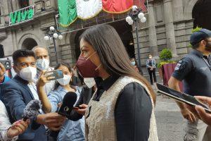 Saldo blanco tras fiesta patrias: Claudia Rivera