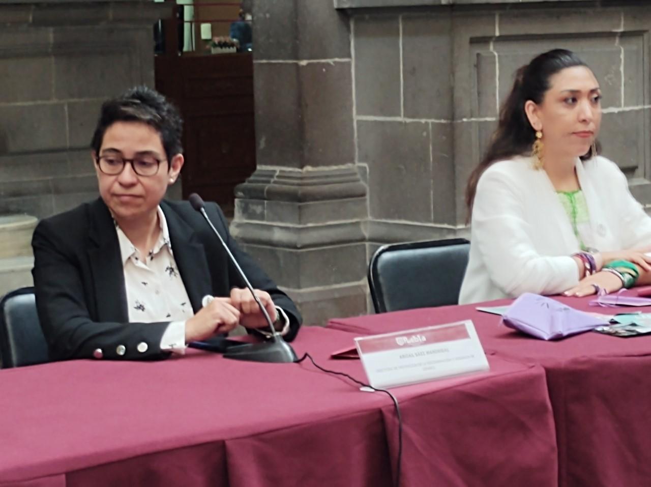 Puebla, tercer estado del país en embarazo adolescente: Abigail Báez