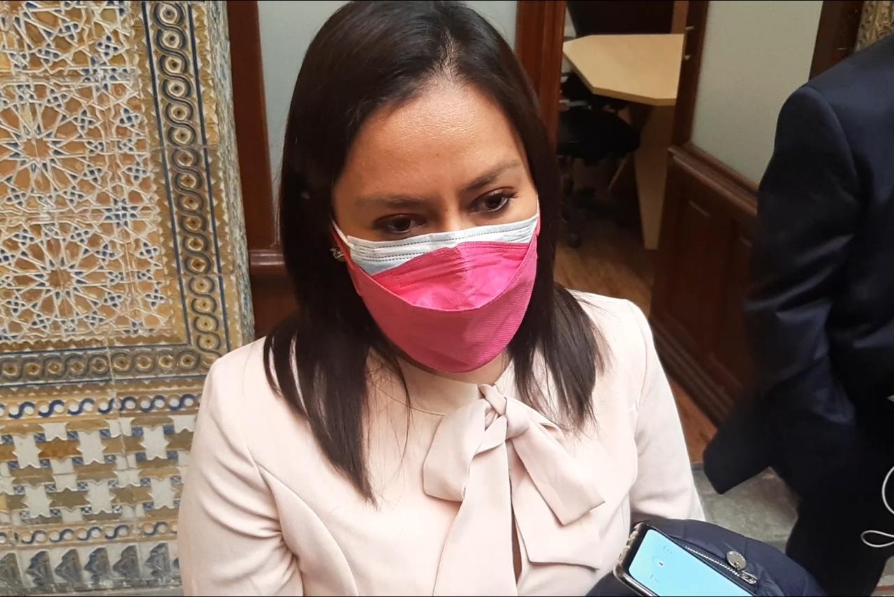 ¡Hasta Ruth Zárate se deslinda de Sandra Cadena!, la diputada morenista en prisión por tráfico de armas